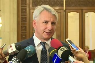 """Ministrul Finanțelor participă """"cu drag"""" la protest, """"pentru că ne dorim cu toți autostrăzi"""""""