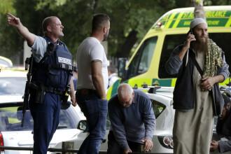 Atac armat în Noua Zeelandă, la două moschei: 49 morți. Noi operațiuni ale poliției