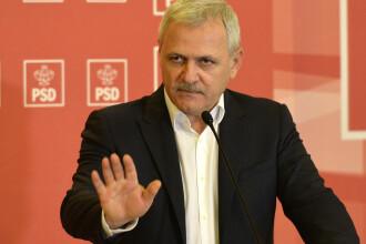"""Dragnea, nervos din cauza situației Ministerului Justiției: """"Iohannis să rămână cu prostiile lui"""""""