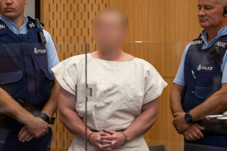 Traseul teroristului din Noua Zeelandă în România, refăcut de autorități