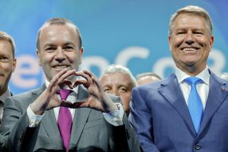 Weber i-a cerut lui Timmermans să sancţioneze PSD: Sunt pe cale să legalizeze corupția