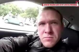 Autorul masacrului din Christchurch, inculpat. Scrisese numele lui Ştefan cel Mare pe arme