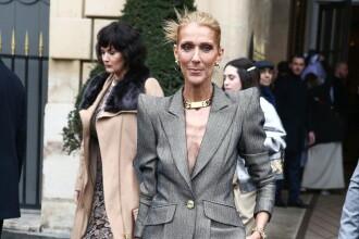 Celine Dion nu se mai oprește din slăbit și își îngrijorează fanii. Ce le-a transmis ea