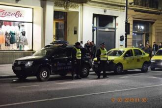 Șoferi de taxi și Uber amendați cu 45.000 lei. Reacția companiei