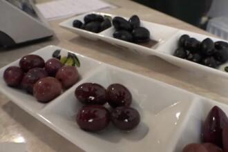 Cum deosebim măslinele vopsite negre de cele naturale. Sfatul specialiștilor