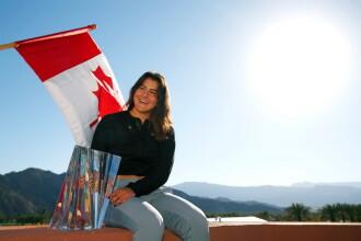 Mesajul premierului Justin Trudeau pentru Bianca Andreescu după victoria de la Indian Wells