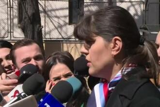 Kovesi, plasată sub control judiciar de Secţia pentru investigarea magistraţilor