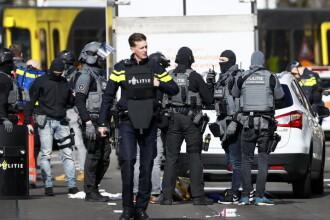 """Atac armat în Olanda. Primele mărturii: """"Am dus o femeie plină de sânge în mașina mea"""""""