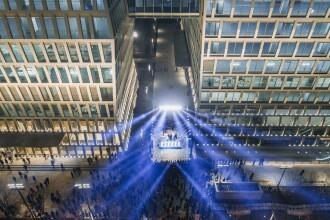 Cum arată turnul din Shanghai inspirat de sculptura artistului Constantin Brâncuși