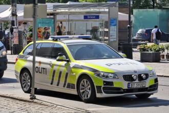 Atac cu cuţitul la o şcoală din Oslo. Patru persoane rănite și agresorul arestat