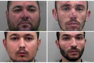 Patru români au comis un jaf uriaş în Anglia. Detaliile care i-au dat de gol