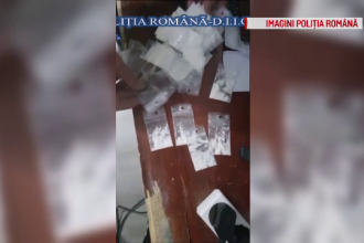 O rețea de traficanți de droguri, întinsă în patru județe, destructurată de polițiști
