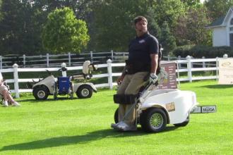 iLikeIT. Hi-tech pentru persoane cu dizabilități. Cum arată cel mai inteligent scaun cu rotile