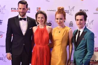 Aparițiile de pe covorul roșu la Premiile GOPO 2019, desfășurate la Teatrul Naţional Bucureşti