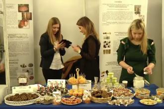 Clujenii, uimiți cu preparatele ciudate de la un târg de invenții culinare