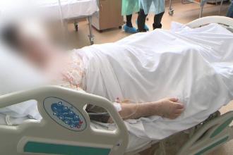 O femeie din Iaşi a decis să-i doneze soţului un rinichi. De ce este unic cazul lor