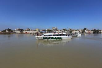 Tragedie în Irak. 54 de oameni au murit, după ce un feribot s-a scufundat