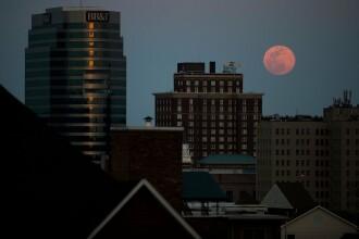 Cum s-a văzut ultima super lună din 2019. Fenomenul se va repeta peste 125 ani