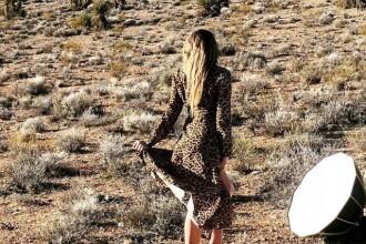 Cum arată un model Playboy după ce implanturile de 75.000£ au desfigurat-o