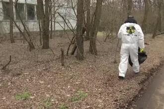 """Invadat de gunoaie, Cernobîlul a fost curățat de voluntari. Ce au găsit în """"orașul fantomă"""""""