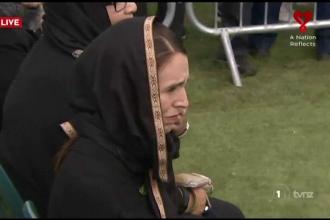 Noua Zeelandă a adus un omagiu celor 50 de victime. Premierul Ardern a purtat văl