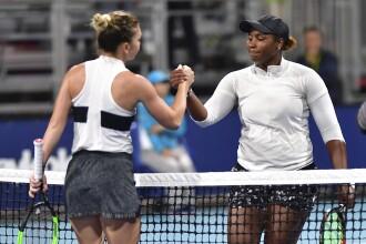 Simona Halep s-a calificat în turul 3 al turneului de la Miami. Buzărnescu a pierdut