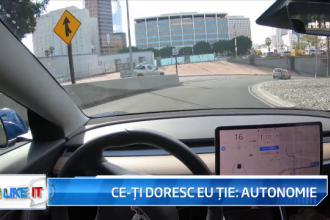 iLikeIT. Soluţiile care ar putea elimina complet şoferii din trafic