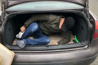 Un turist a fost prins la Nădlac cu un vietnamez în portbagaj. Ce explicaţie a dat