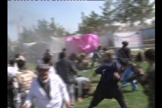 Atentat la o ceremonie publică din Afganistan. Un înalt oficial ar fi printre victime