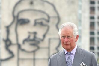 Prințul Charles, primul membru al familiei regale britanice care vizitează Cuba