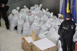 Drogurile găsite sub o barcă pe Dunăre valorau mai mult decât tot bugetul unor ministere