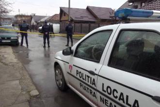 Motivul pentru care un bărbat și-a înjunghiat mortal fiul și soacra, la Piatra Neamț