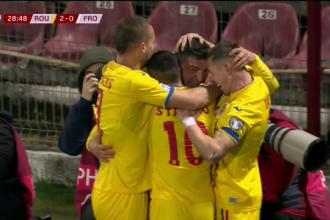 România - Insulele Feroe 4-1, în preliminariile Euro 2020. REZUMATUL VIDEO