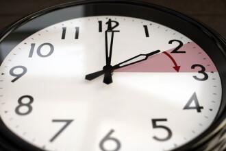 Când am putea schimba ora pentru ultima dată. 84% dintre europeni cer renunţarea
