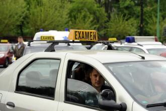 Emoția l-a ucis. Un brașovean a murit în timp ce dădea examenul auto