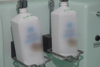 Câte spitale din România au folosit dezinfectanții
