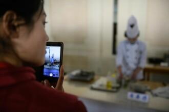 Cum arată cel mai nou model de smartphone produs în Coreea de Nord. FOTO