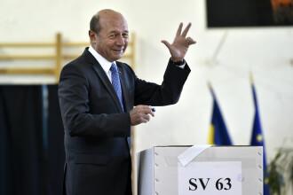 """Băsescu avertizează: """"Riscul să se invalideze referendumul pe Justiţie este foarte mare"""""""