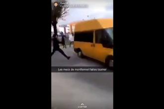 Prima condamnare în cazul românilor bătuți la Paris, pe motiv că răpesc copii