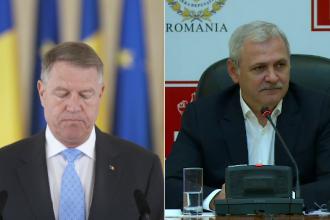 Dragnea: Iohannis s-a făcut de râs cu sesizarea la CCR privind modificarea codurilor penale