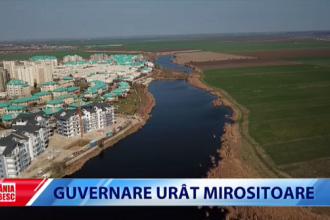 Trai luxos, cu dejecțiile sub nas. Cinci localități cu ștaif poluează salba de lacuri a Capitalei