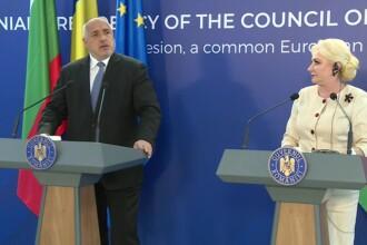 Mesajul premierului bulgar pentru Guvernul României: