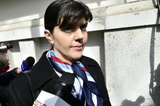 Laura Codruța Kovesi, votată pentru poziția de procuror-șef european în Consiliul UE