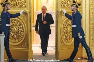 Putin a refuzat să-l felicite pe noul președinte al Ucrainei. Explicația Kremlinului