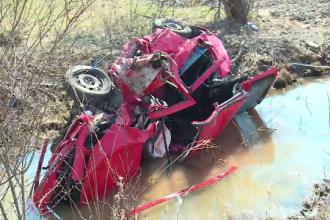 Tragedie comisă de tânăr de 19 ani care avea mașină de 3 săptămâni si permis de 2 luni