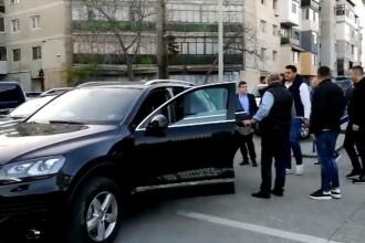 Valentin Dragnea, fiul președintelui PSD, a fost huiduit la Severin. VIDEO