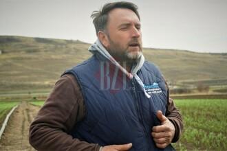 """Italianul care face bani din agricultură în România. """"Vă vindeți prea ieftin terenurile"""""""