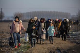 Turcia susţine că peste 75.000 de migranţi au intrat în UE