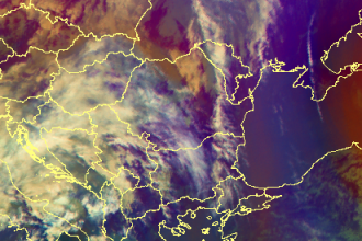 ANM a emis un cod galben de ceață densă și vânt puternic. Zonele vizate