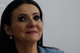 Sorina Pintea, reintrodusă în arestul Poliției, după ce a fost internată în spital